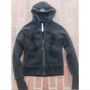 Lululemon Athletica Black Jacket